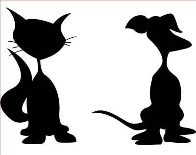 Hund oder Katze Ratgeber (flickr.com @ RikkisRefugeOther)