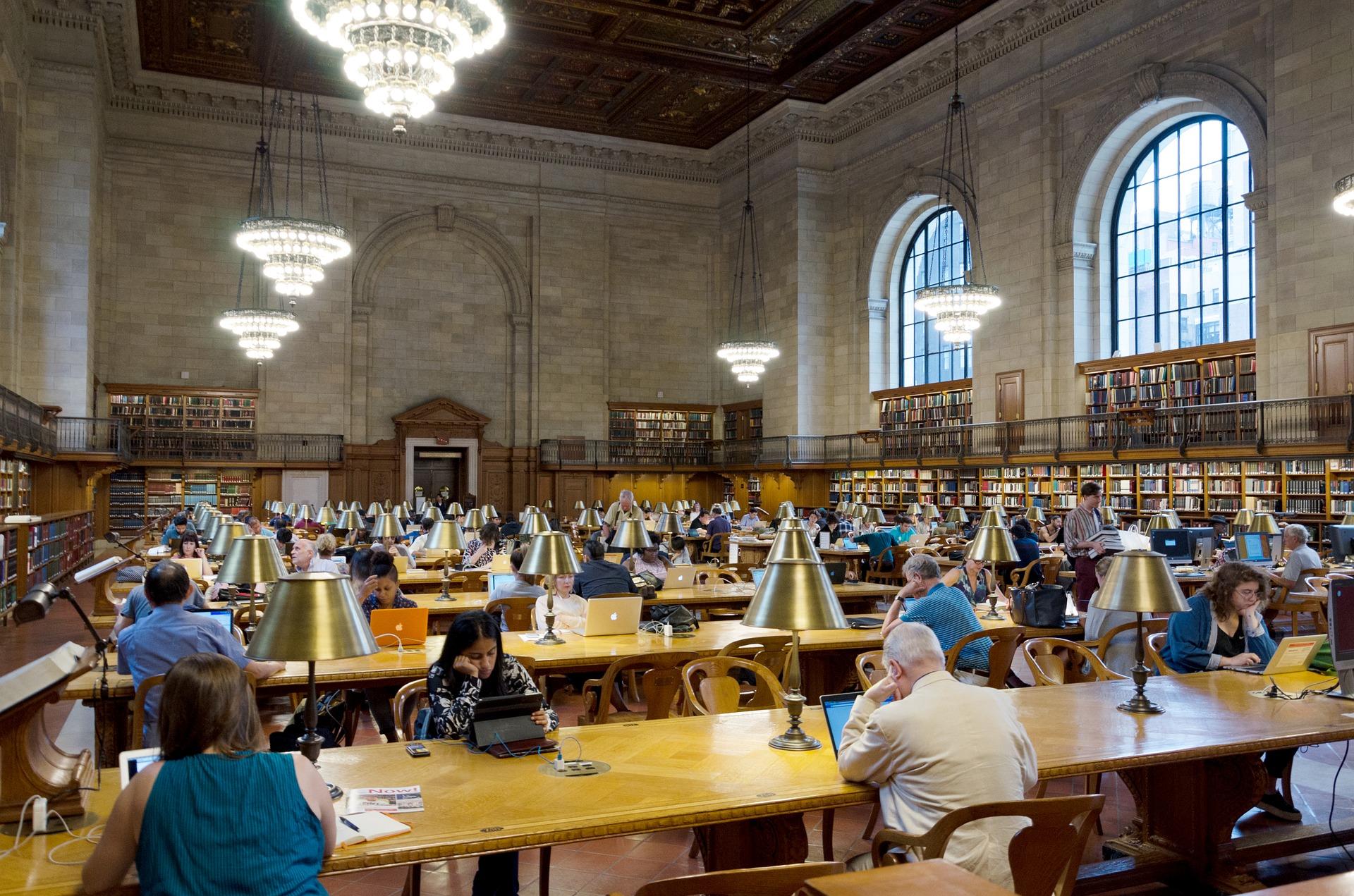 Die New York Public Library