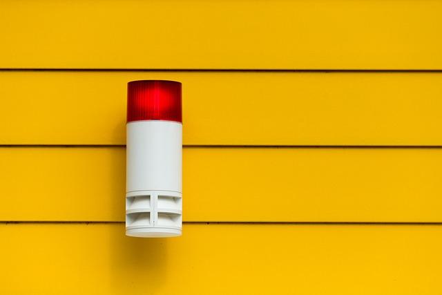 Die 3 Arten von Alarmanlagen und wie sie funktionieren