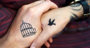 Tattoos zum Aufkleben - Schmerzfrei und garantiert NICHT für die Ewigkeit!